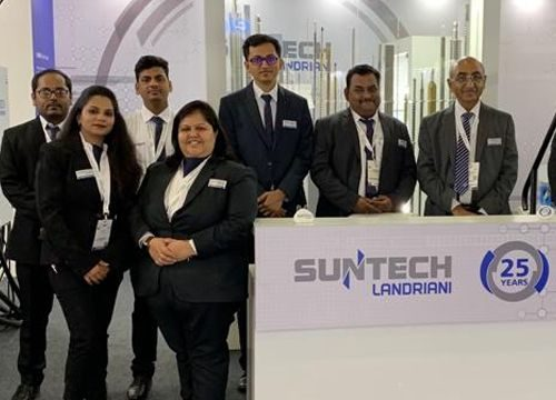 Suntech-Landriani-Team-at-IMTEX